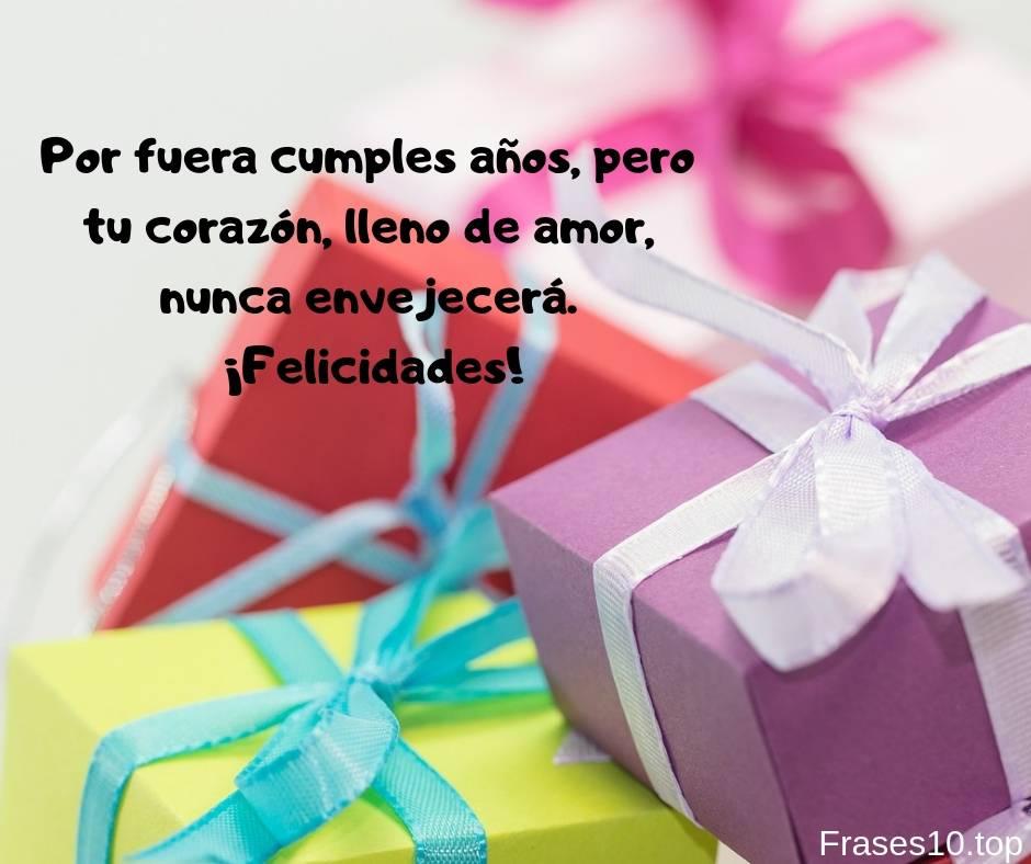 Mensajes Para Felicitar Un Cumpleaños Frases 10top