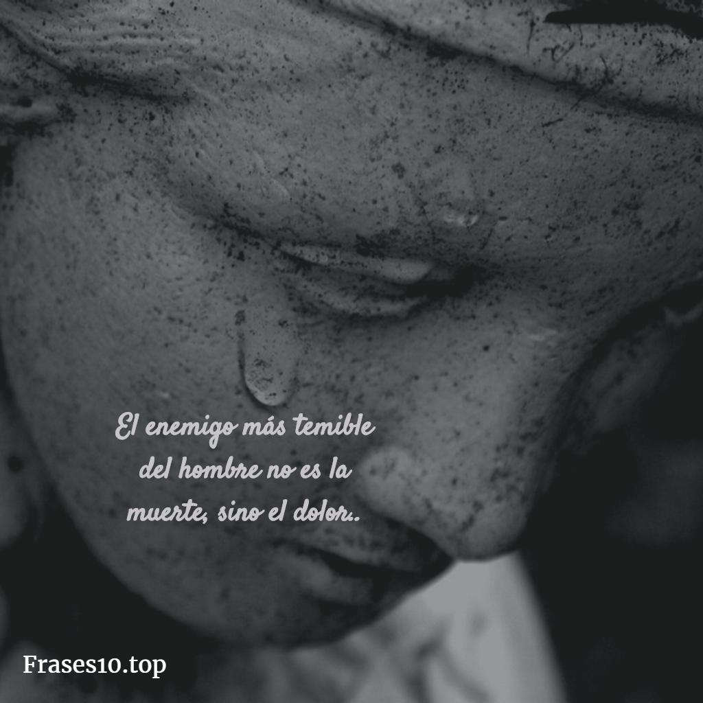 Frases bonitas tristes