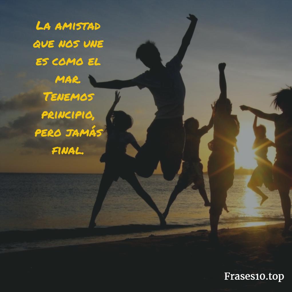 Frases Para Amigos Y Amigas Cortas Frases10 Top