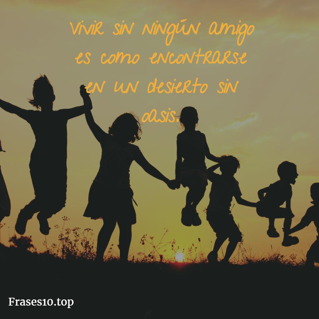 Frases Para Amigos Y Amigas Cortas Frases10top