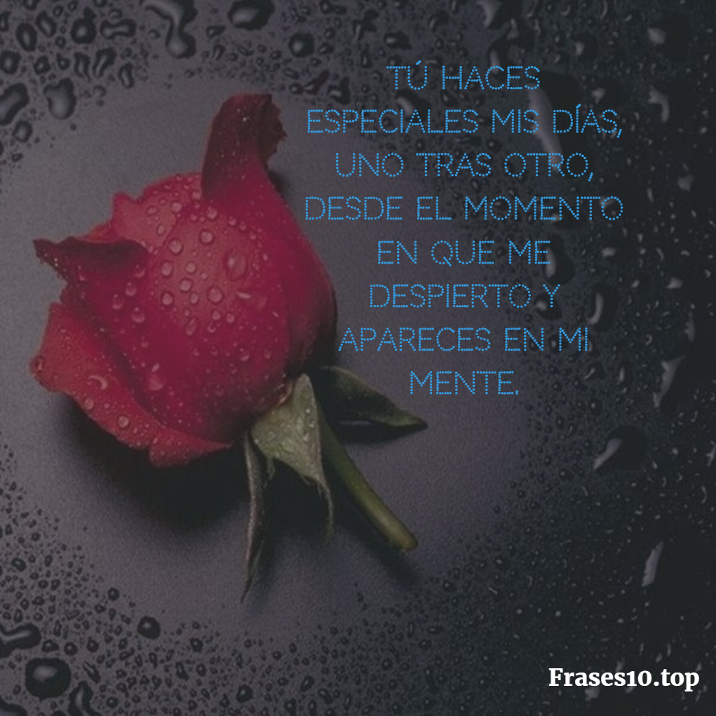 Mensajes Y Frases De Buenos Dias Amor Bonitas Y Cortas