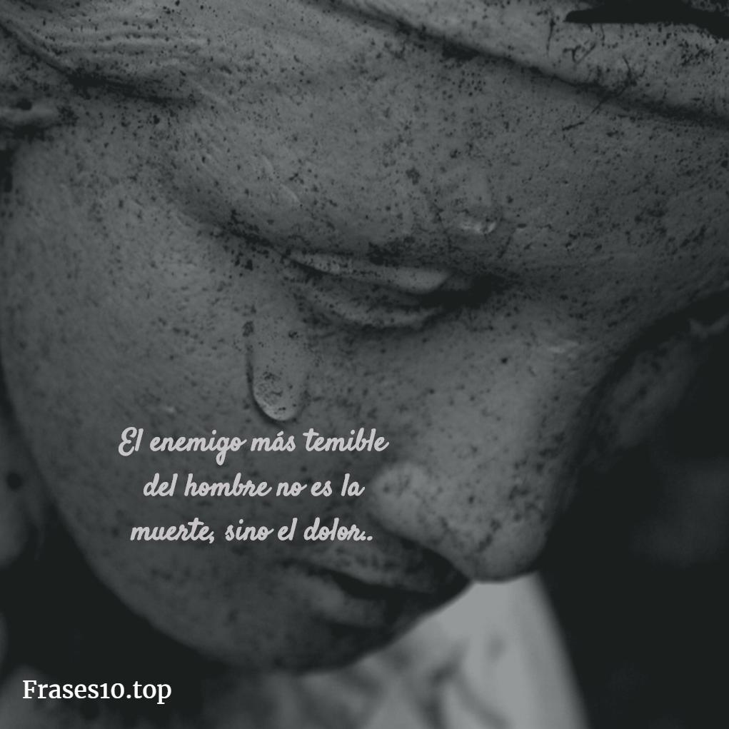 Frases de dolor