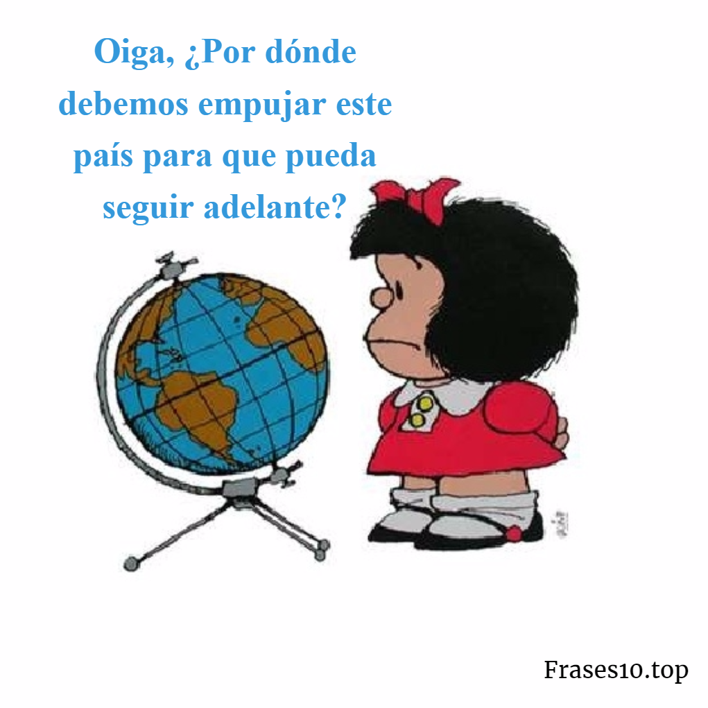 Frases De Mafalda De Amor Felicidad Frases10 Top