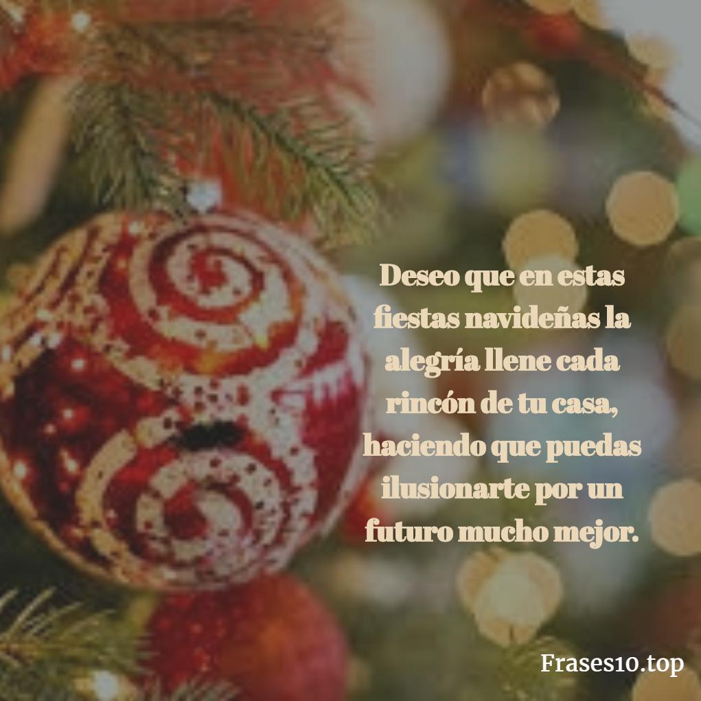 Frases de Navidad para amigos y familia