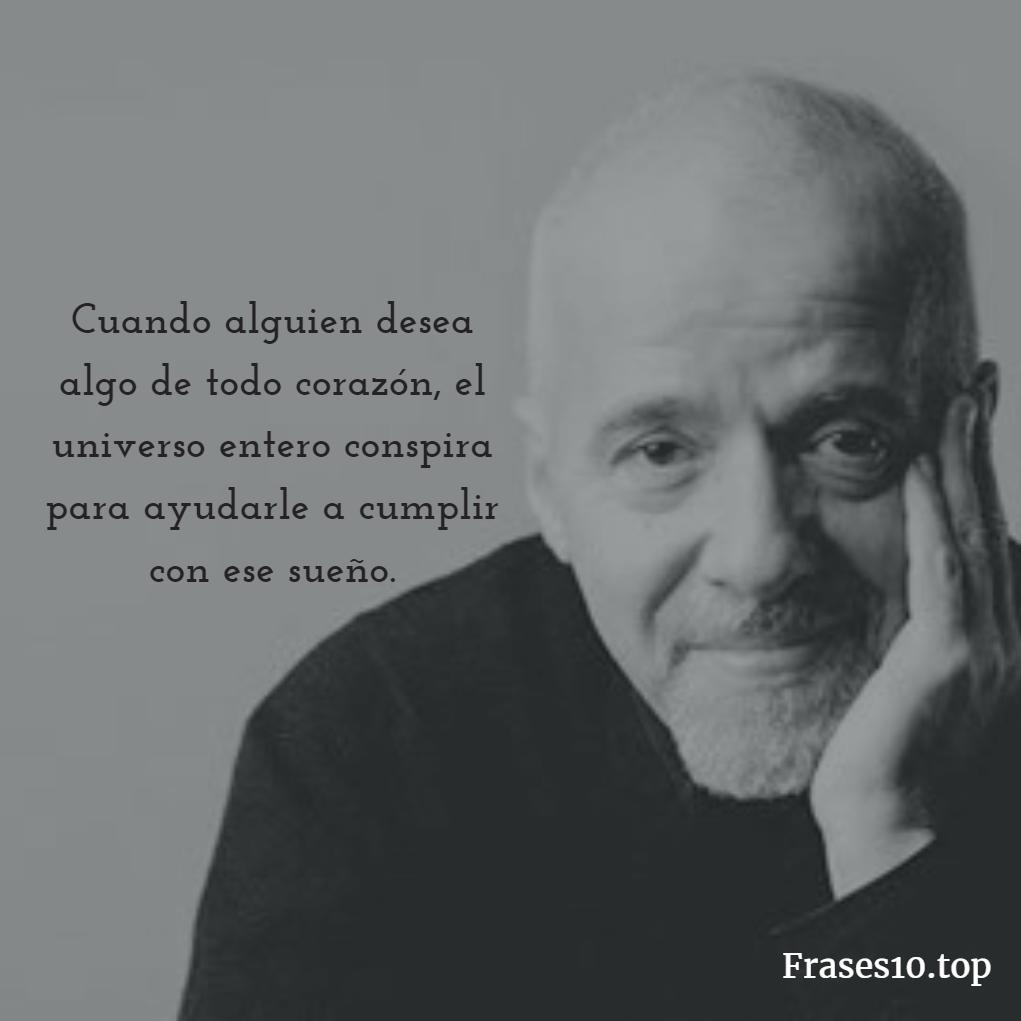 Frases de Paulo Coelho amistad