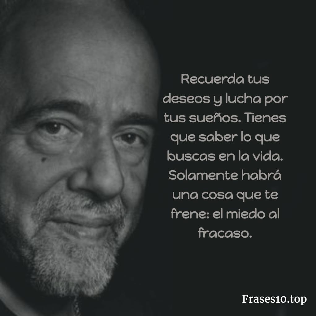 Frases de Paulo Coelho de amor