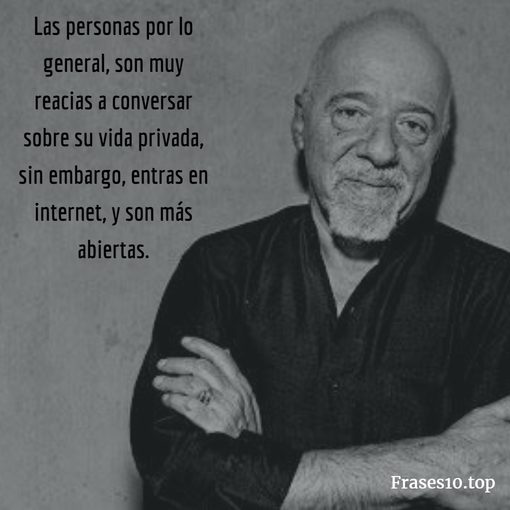 Frases de Paulo Coelho motivadoras