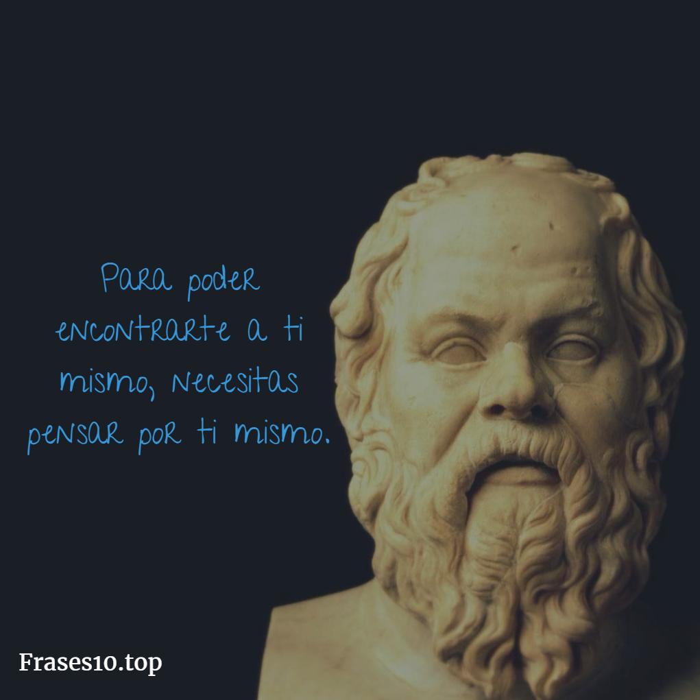 Frases de Sócrates amor