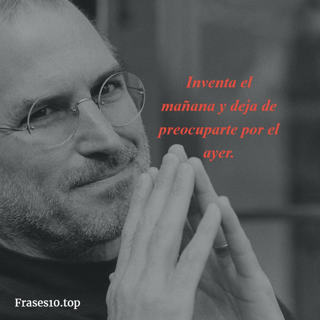 Frases de Steve Jobs éxito