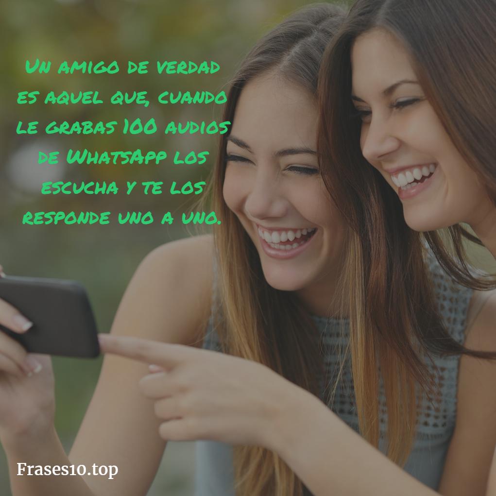 Frases Divertidas Para Amigos Y Amigas Muy Chulas