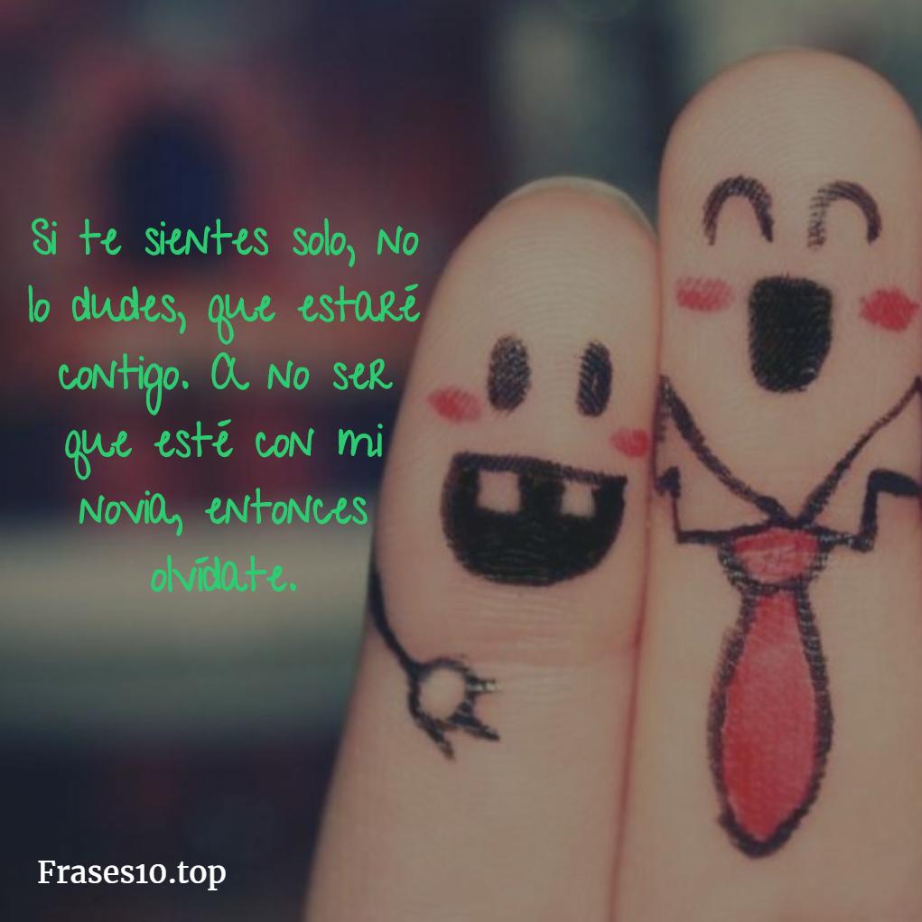 Frases Chulas Y Graciosas Para Amigos Frases10 Top