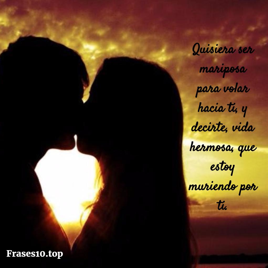 Frases románticas muy bonitas
